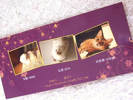 プレゼント カード