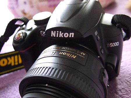 デジイチ NikonD5000